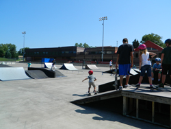 OVAL Skate Park